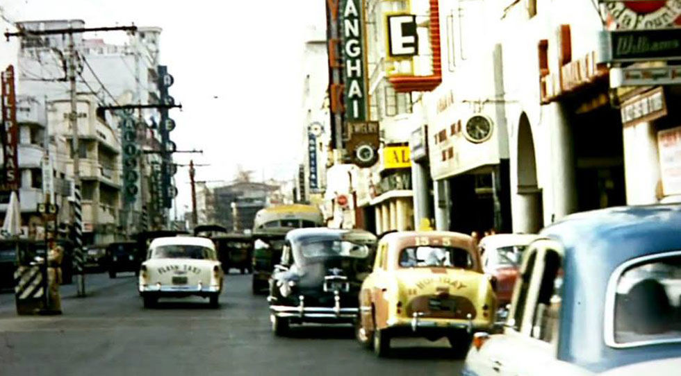 Rizal Ave-late 1950s